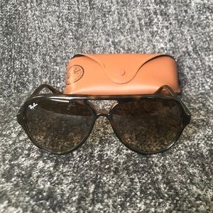 Ray-Ban Cats 5000 Classic Tortoise